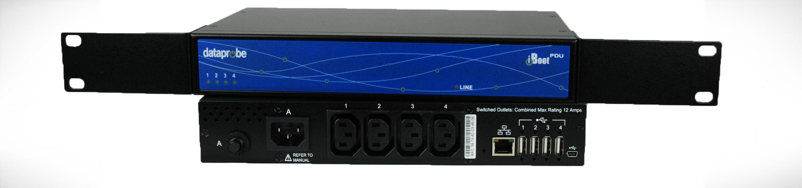Power Distribution Unit model iBoot-PDU4-C10
