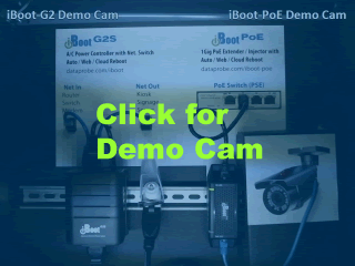 dataprobe iboot demo screenshot