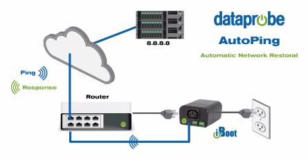 AutoPing Service Verification