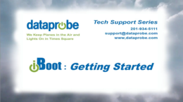 iBoot: Getting Started Inst